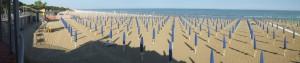 Lignano: Spiaggia