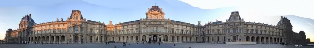 Paris Louvre Elision